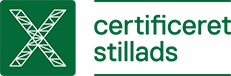Certificeret stilladsfirma